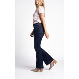 🆕SILVER  Avery High Rise Curvy Jeans
